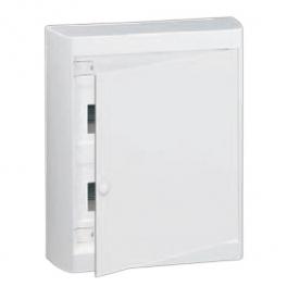 Щиток - Nedbox навесной 24 модуля - белая дверь