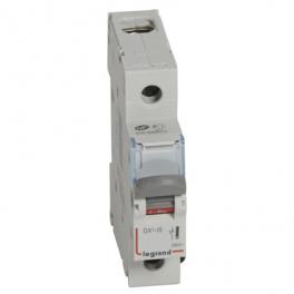 Выключатель - разъединитель - DX³-IS 1P, 32A