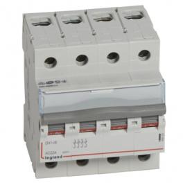 Выключатель - разъединитель - DX³-IS 4P, 100A