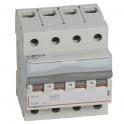 Выключатель - разъединитель DX³-IS 4P, 125 A