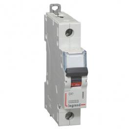 Автоматический выключатель - DX³ 10000 1P, B6A