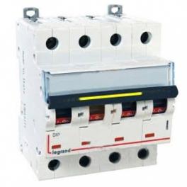 Автоматический выключатель - DX³ 4P, D50A