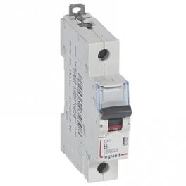 Автоматический выключатель - DX³ 6000 1P, B10А
