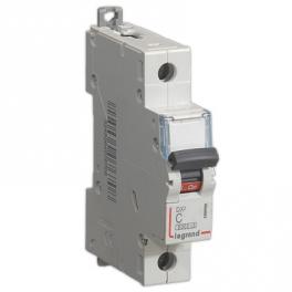 Автоматический выключатель - DX³ 6000 1P, C20A