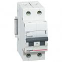 Автоматический выключатель - RX³ 4,5 kА, 2P, C10A