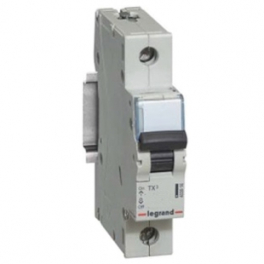 Автоматический выключатель - TX³ 6000 1P, B63A