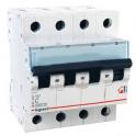 Автоматический выключатель - TX³ 6000 4P, B10А