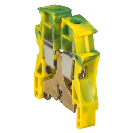 Винтовая клемма 16х12 - Viking 3 - желто-зеленый