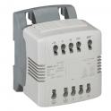 Single-phase safety transformer - 230/400 - 24V 63ВА