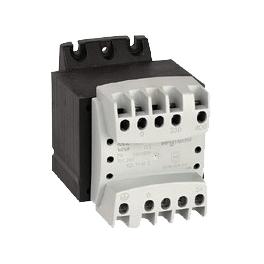 Однофазный трансформатор безопасности - 2х24В 63ВA