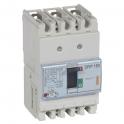 Автоматический выключатель - DPX³-160 3P, 80A