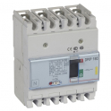 Автоматический выключатель - DPX³-160 4P, 80A