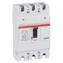 Автоматический выключатель - DRX-125 3P, 40A, 20kA