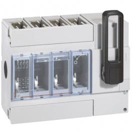 Выключатель-разъединитель - DPX-IS-630 4P, 400A