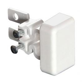 Заглушка торцевая - для мини-плинтусов DLPlus - 40x20