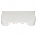 Заглушка торцевая для односекционных кабель-каналов DLP - 35/50х105