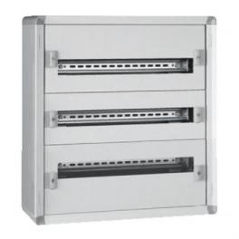 Распределительный шкаф с металлическим корпусом 72 м - XL³ 160