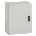 Металлический шкаф Atlantic - 600x600x400 - с монтажной платой