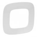 Рамка 1 пост - Valena Allure - белый