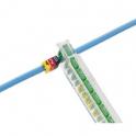 Аппликатор для маркеров CAB 3 сечение 4-6 мм² - прозрачный