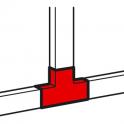 T-образный отвод - для мини-каналов Metra 20x12