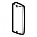 Торцевая заглушка - для мини-каналов Metra 16x16
