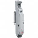 Вспомогательный контакт - для импульсных реле и контакторов CX³