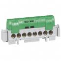 Клеммная колодка IP 2x6-25 мм² - 32x1,5-16 мм² - зеленый