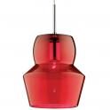 Люстра - Ideal Lux Zeno SP1 Big Rosso