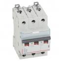 Автоматический выключатель - DX³ 6000 3P, D10A