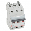 Автоматический выключатель - DX³ 6000 3P, D16A