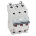 Автоматический выключатель DX³ 6000 3P, D20A