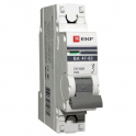 Автоматический выключатель - 1P C50А 4.5kA, ВА 47-63 EKF