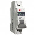 Автоматический выключатель - 1P C10А 6kA, ВА 47-63 EKF