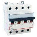 Автоматический выключатель - DX³ 10000 4P, C63A 16kA