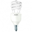 Лампа Philips Tornado ESaver Dimmable, E14 20W