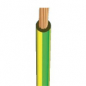 Wire H07V-K 1 x 10 - Top Cable - green/yellow