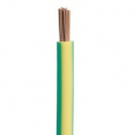 Wire H07V-K 1 x 16 - Top Cable - green/yellow