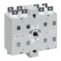 Перекидной выключатель-разъединитель DCX-M 3P+N, 630A