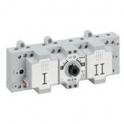 Перекидной выключатель-разъединитель DCX-M 3P+N, 100A