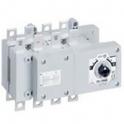Перекидной выключатель-разъединитель - DCX-M 3P, 200A
