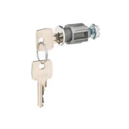 Замок тип 405 - для дверей XL³ - с 1 комплектом из 2 ключей