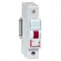 Моноблочный индикатор 1 лампа, 1 модуль - красный