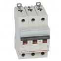 Автоматический выключатель DX³ 6000 3P, C20A