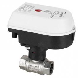 Клапан двухходовой с приводом - AMZ 112 - DN15 - Kv-17м³/ч