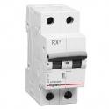 Выключатель-разъединитель RX³ - 2P, 63A