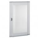 Дверь остеклённая выгнутая для XL³ 160/400 - для шкафа высотой 900 мм
