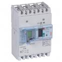 Автоматический выключатель - DPX³-160 4P, 125A, 25kA