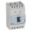 Автоматический выключатель - DPX³-160 3P, 80A, 36kA