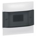 Распределительный щиток - Practibox S 4 модуля - прозрачная дверь